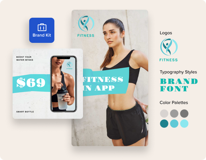 create your brand kit